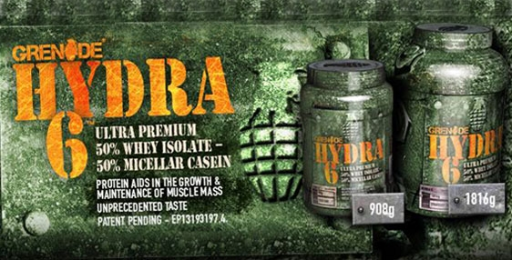 Looking for the best deals on Grenade Hydra 6, the perfect 50/50 blend of whey protein and micellar casein protein perfect for instant and time release […]