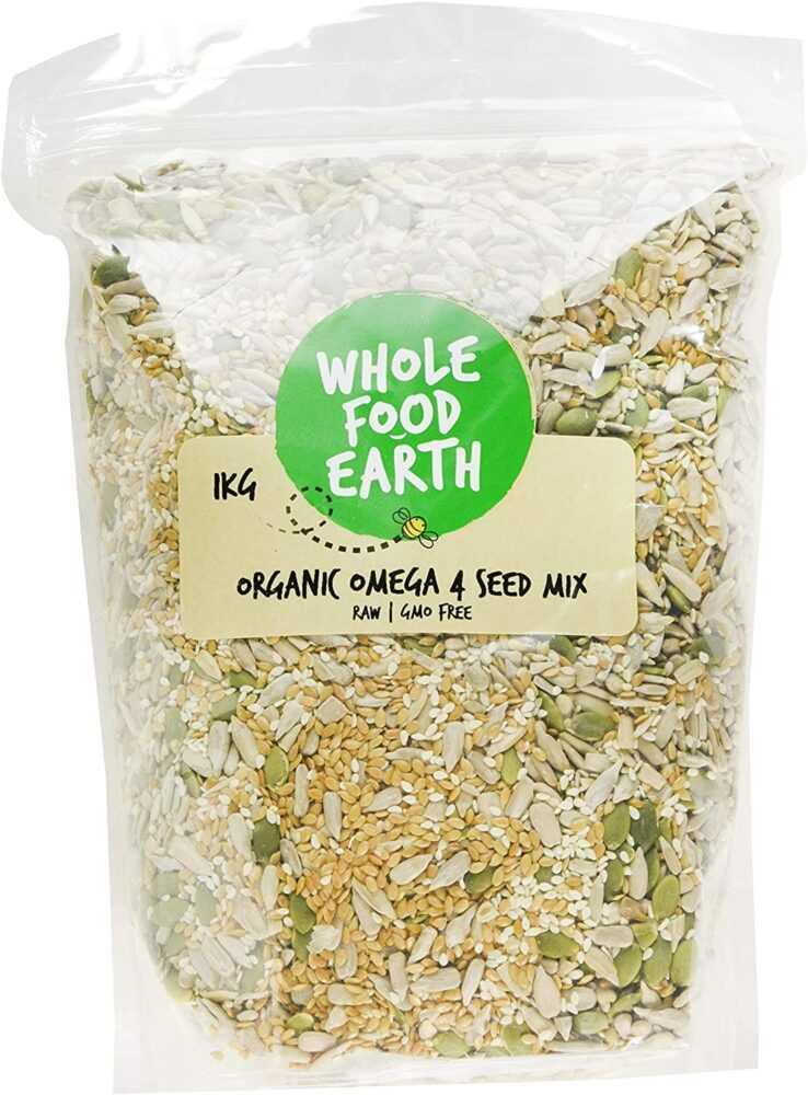 Organic Omega Seed Mix