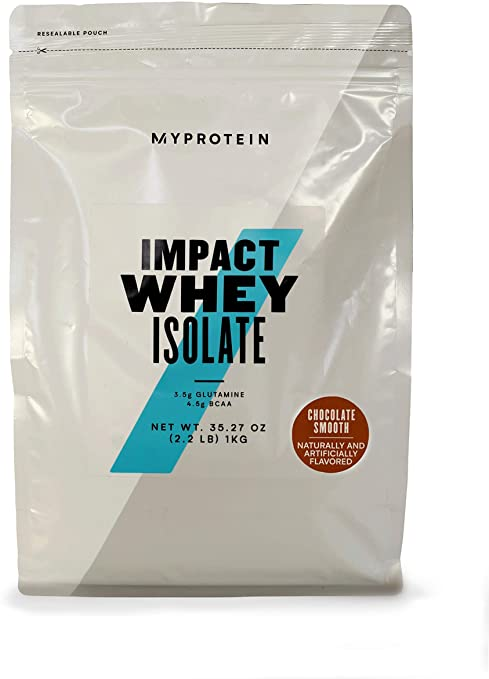 MP Impact Whey Protein Review