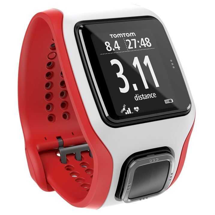 TomTom Cardio Watch