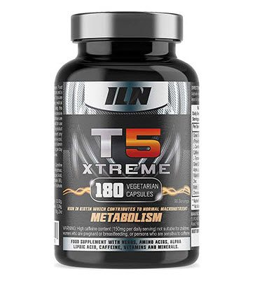 Iron Labs Nutrition T5 Xtreme