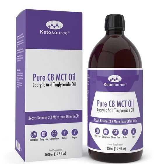 Ketosource C8 MCT Oil