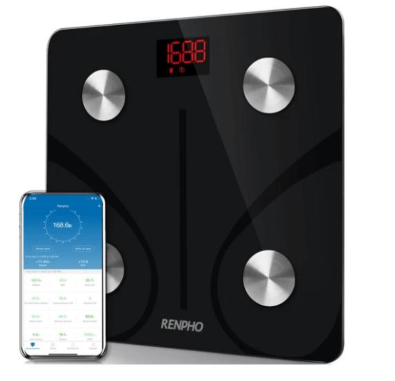 Renpho-Bluetooth-Scale