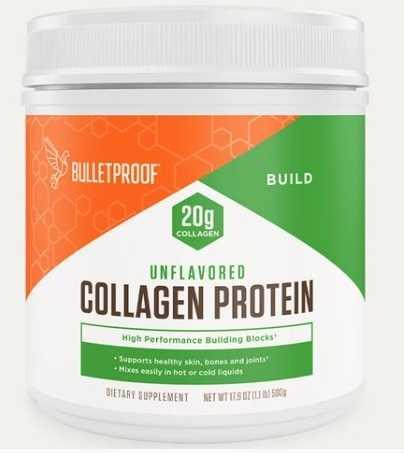 BulletProof Updgraded Collagen Powder