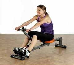 Bodyfit rowing machine review