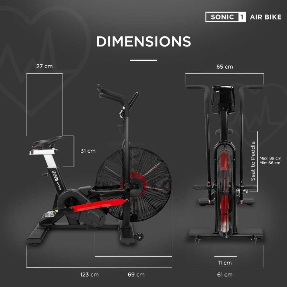 JLL Sonic 1 air Bike Review