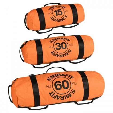 Mirafit Multi Grip Workout Sandbags Review