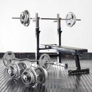 Mirafit M1 Weight Lifting Starter Kit UK