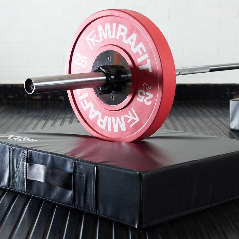 Mirafit lifting crash pads