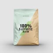 100% D-Aspartic Acid Powder - 250g - Unflavoured