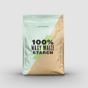 100% Waxy Maize Starch - 5kg - Unflavoured