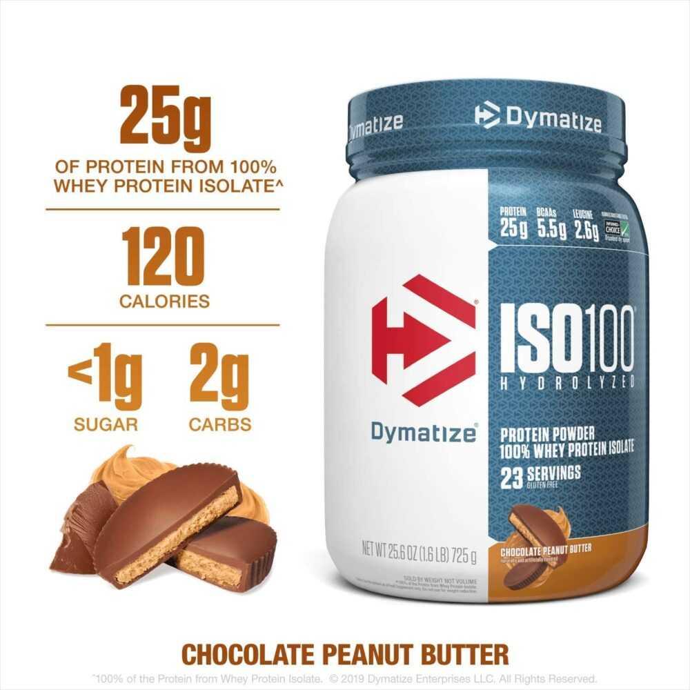 Dymatize ISO 100 Protein Powder