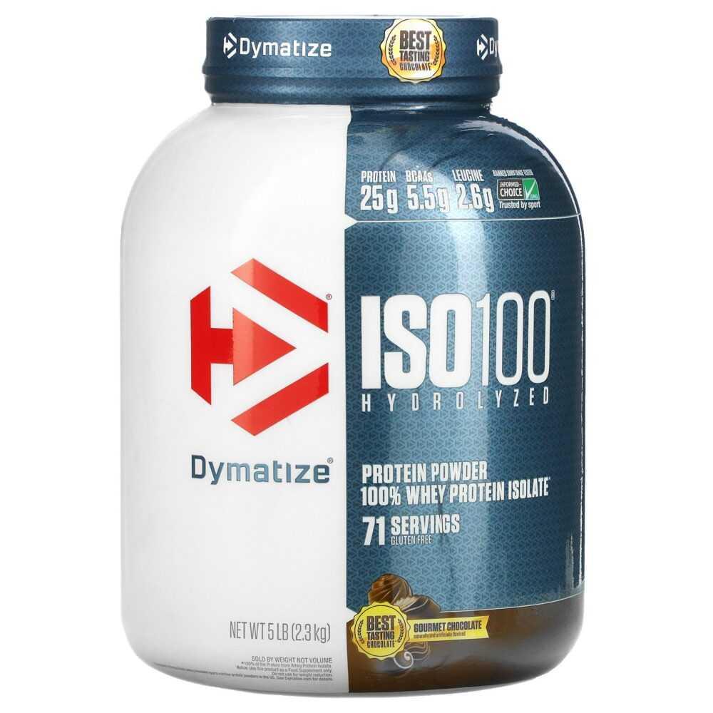 ISO 100 Hydrolyzed Protein Powder