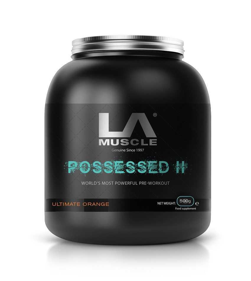 LA Muscle Possessed 2 II  Ultimate Orange