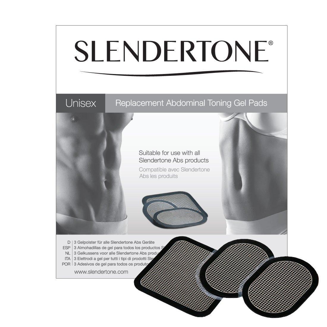 Ab Toning Belt Gel Pads - 1 to 12 packs