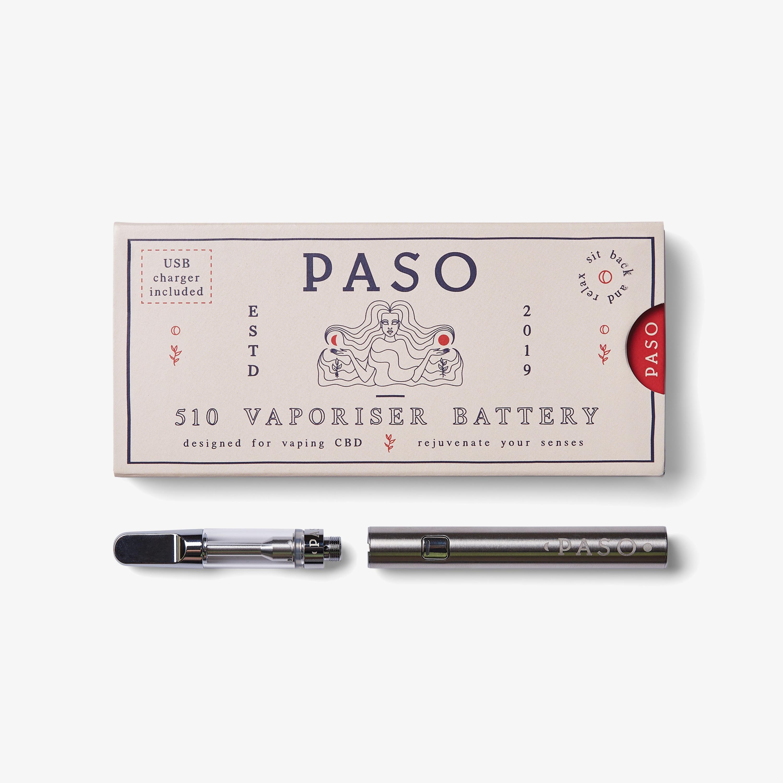 CBD Vape Pen + 65% Cosmic Berry Cartridge