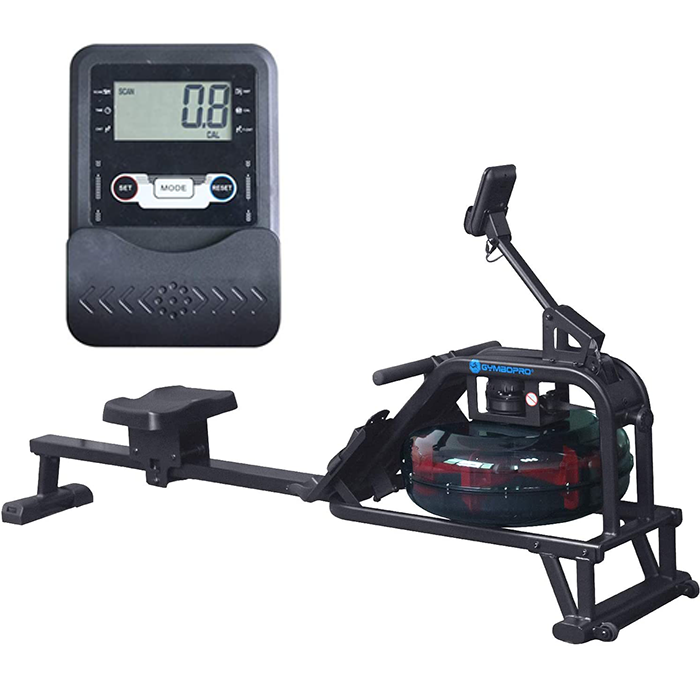 GymboPro Water Resistance Rowing Machine