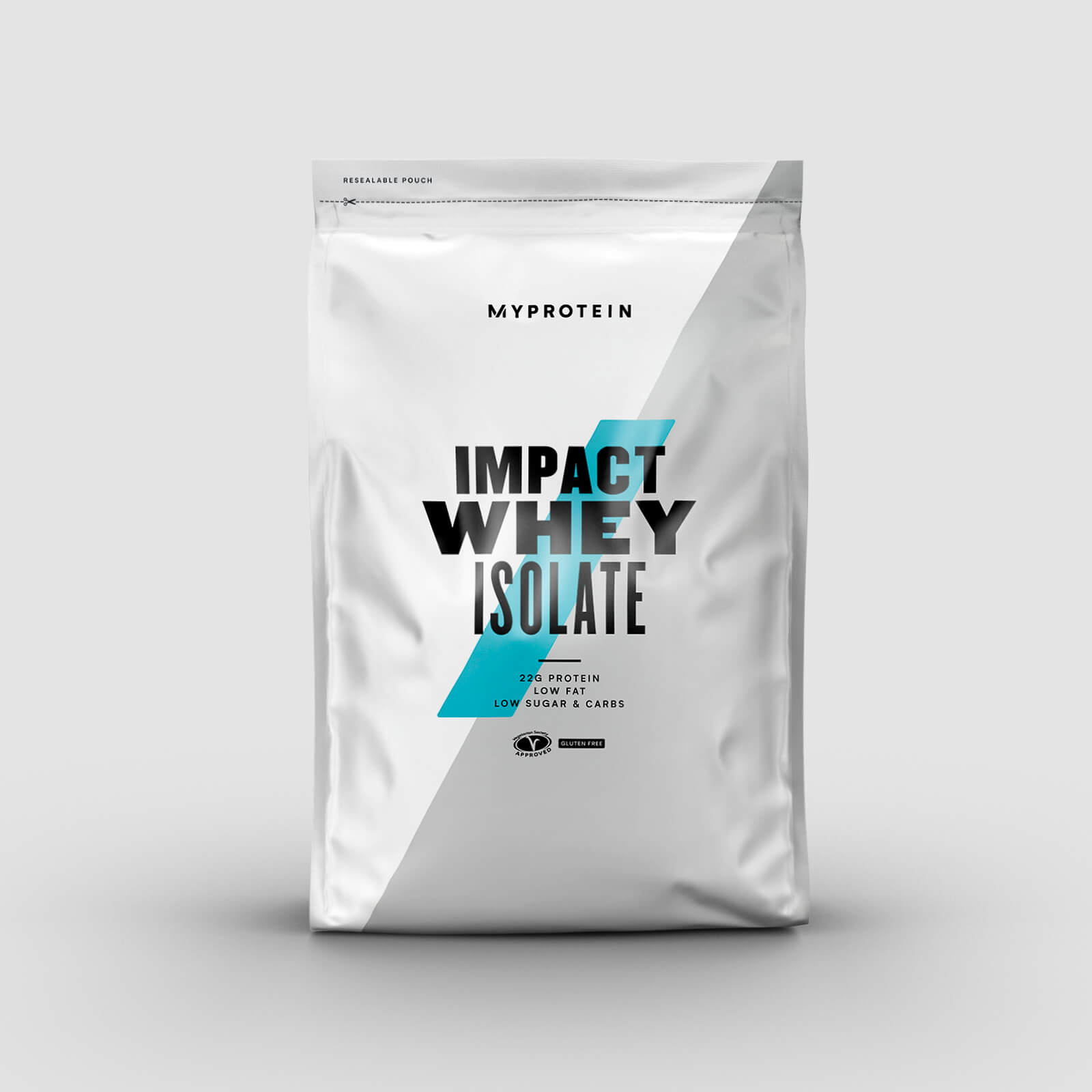 Impact Whey Isolate - 1kg - Unflavoured