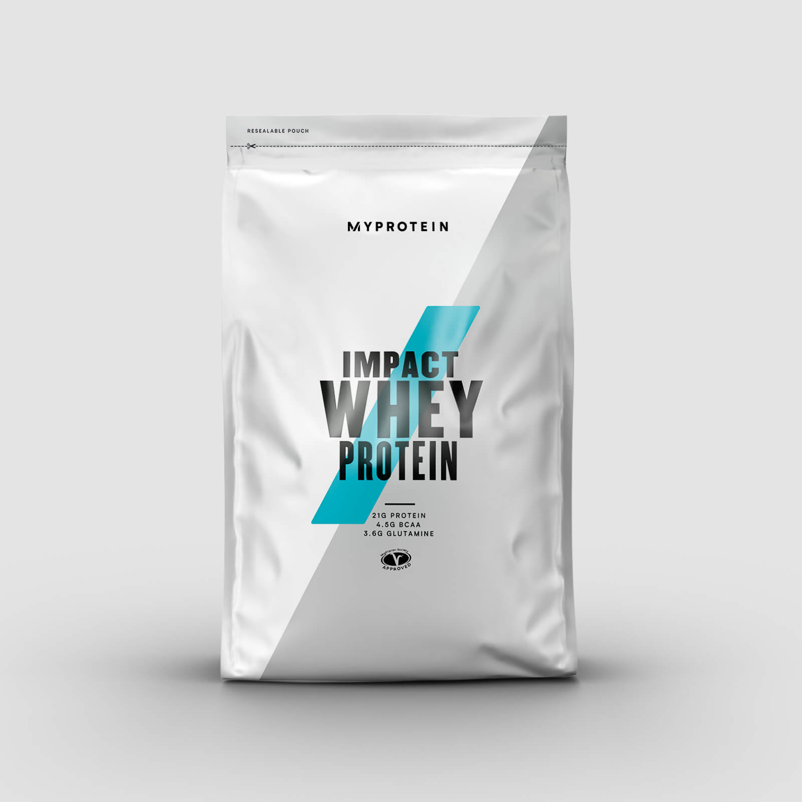 Impact Whey Protein, 1kg - Unflavoured
