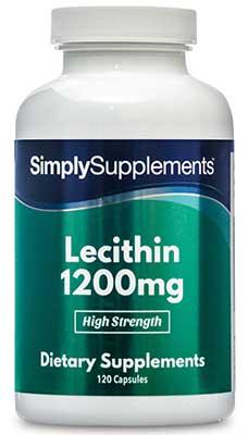 Lecithin-1200mg