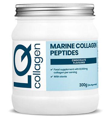 LQ Collagen Marine Collagen Peptides Powder 300g