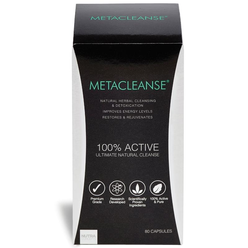 Metacleanse Detox 80 capsules