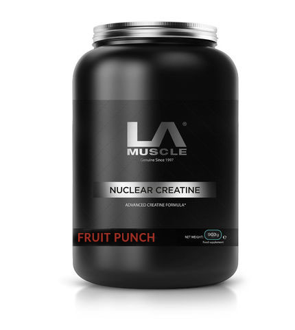 Nuclear Creatine from LA Muscle Review