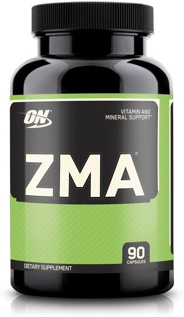 Optimum Nutrition   ON ZMA - 90 Caps   Vitamins and Minerals