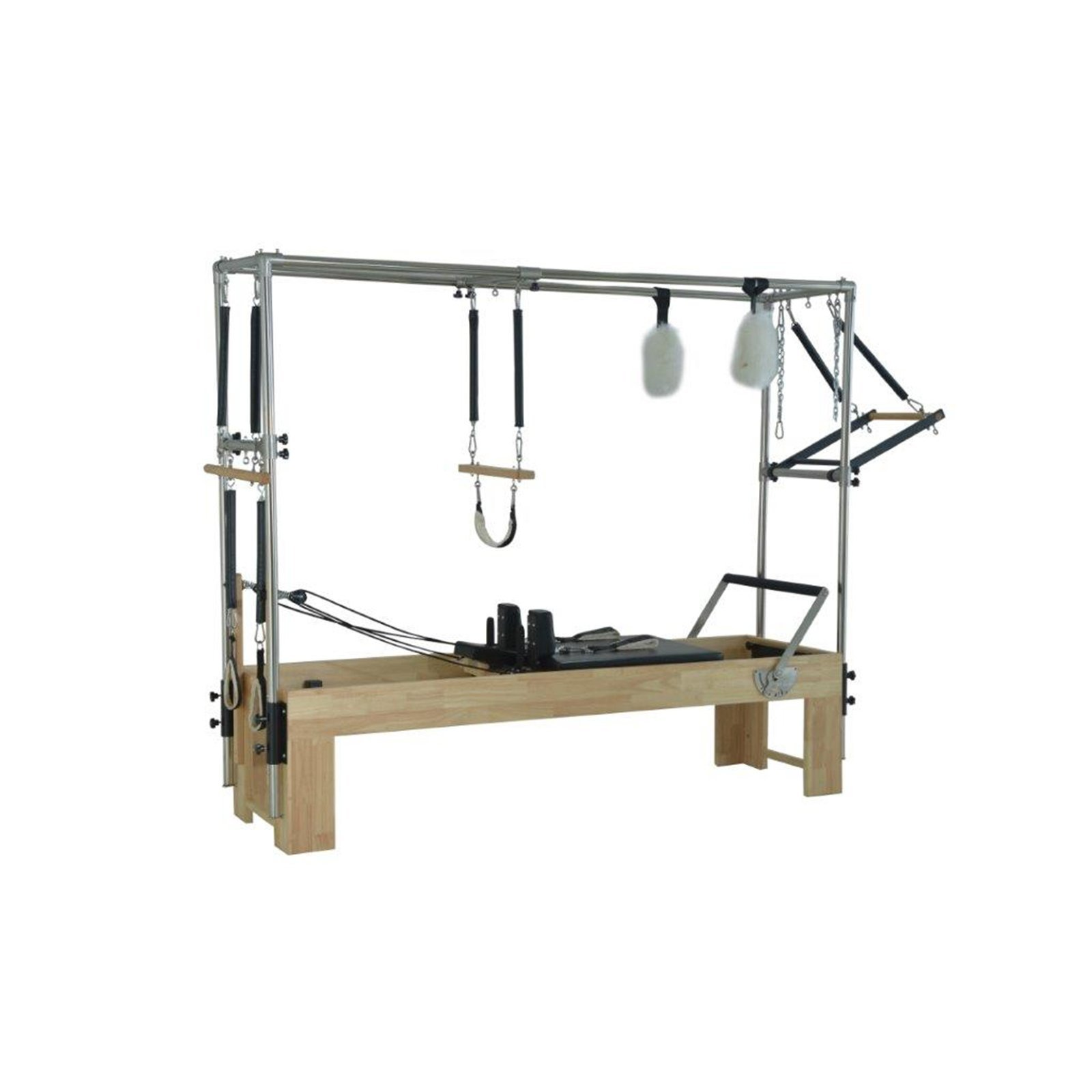 Pilates Reformer with Full Trapeze Table