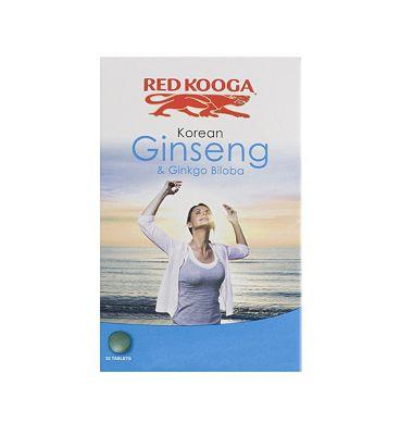 Red Kooga Ginkgo Biloba & Ginseng (32)