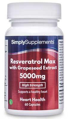 Resveratrol-max-5000mg