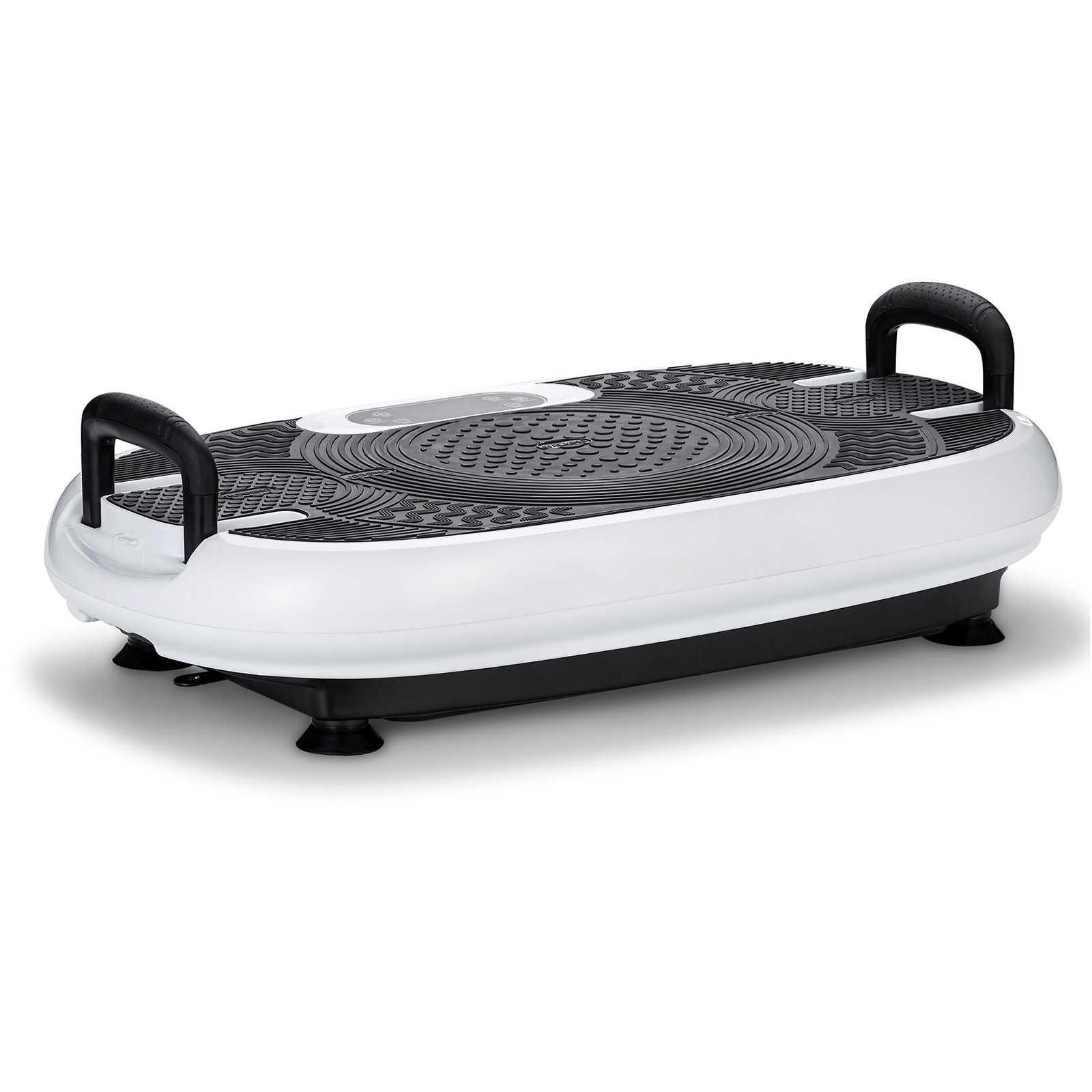 VibroSlim Radial Plus 3D Fitness Vibration Plate - White