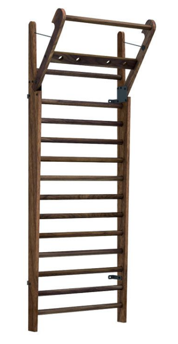 Waterrower NOHrD Wallbars